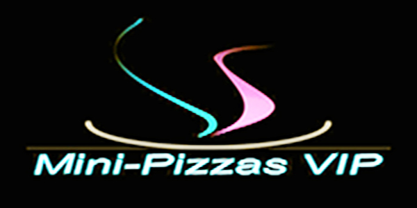 Logo da empresa Mini Pizza VIP