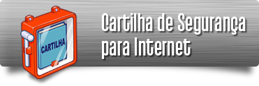 CERT – Cartilha de Segurança para Internet