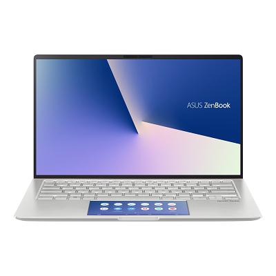 Notebook ASUS ZenBook UX434FAC-A6339T Prata Metálico